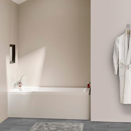 Goede DUO van Kinedo: veilig baden en douchen, de 2-in-1 oplossing NS-59